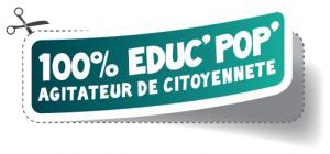 EDUC' POP 100% agitateur de citoyenneté